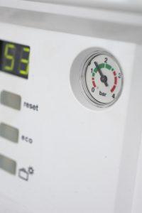 Boiler Repairs - Water Pressure